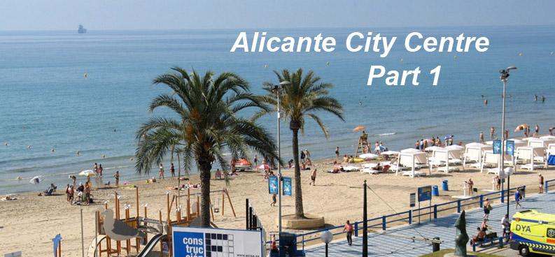 Alicante Part 1