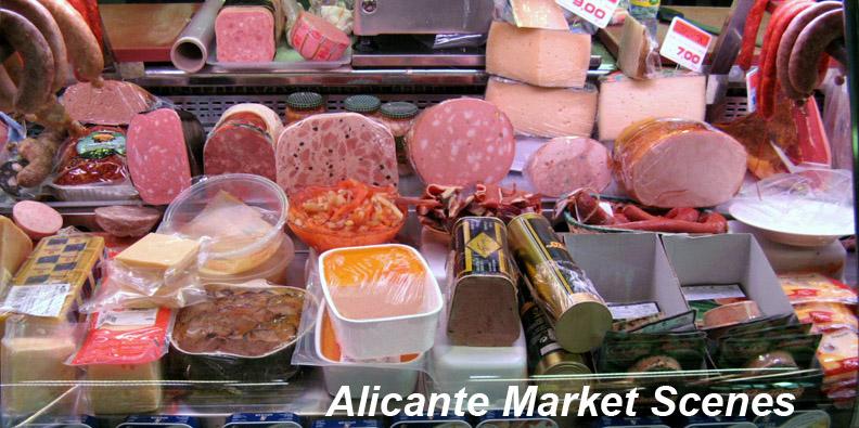 Alicante Market