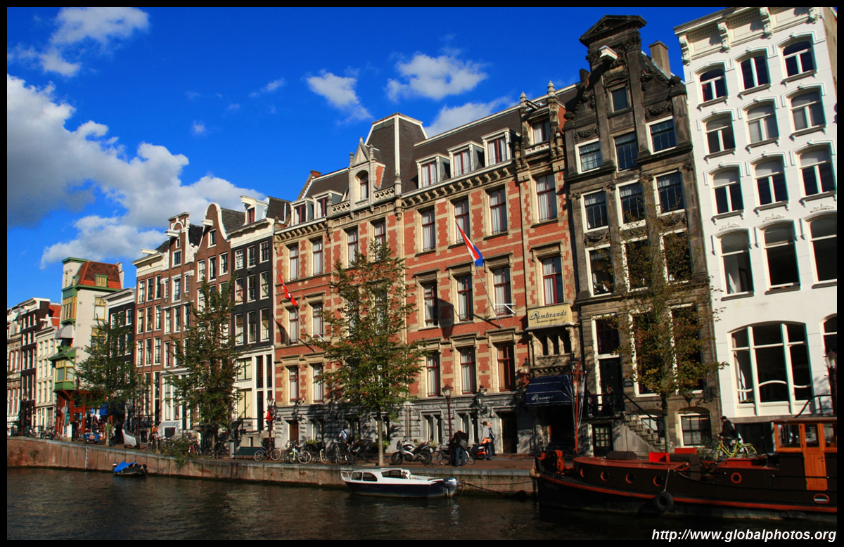 Hkskyline 39 s 2009 amsterdam photo collection 1 for Dutch baroque architecture