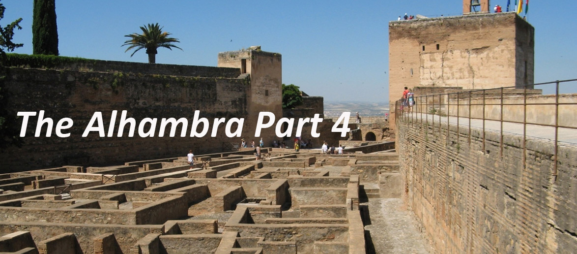 The Alhambra Part 4