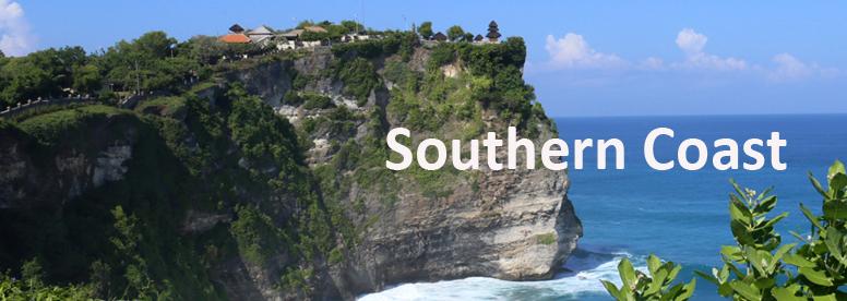 Uluwatu & Southern Coast