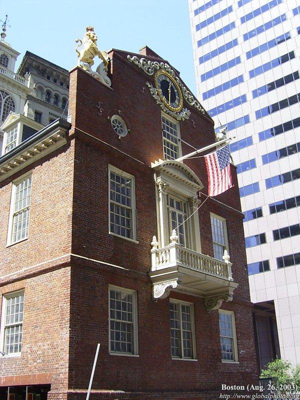 Boston Freedom Trail Photo Gallery
