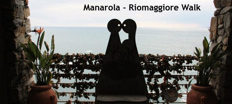 Manarola - Riomaggiore Walk