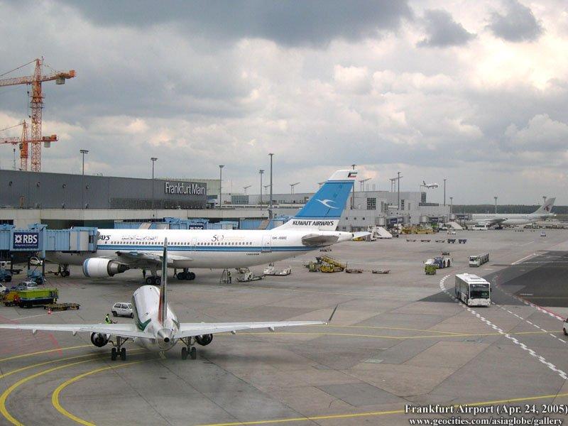 planespotting frankfurt flughafen