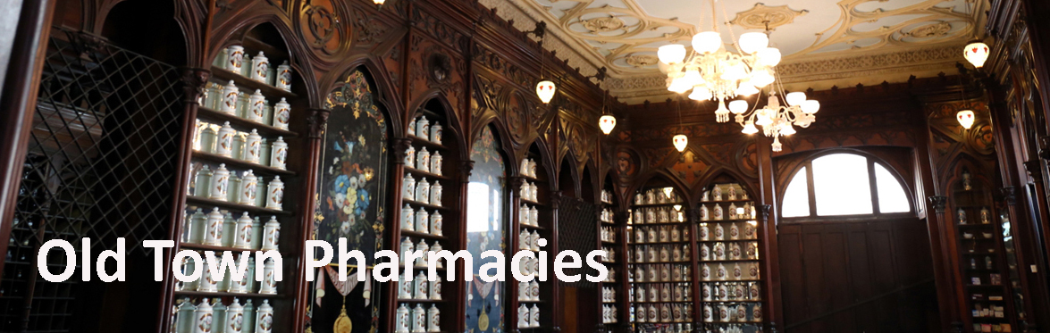 Pharmacies in Old Town