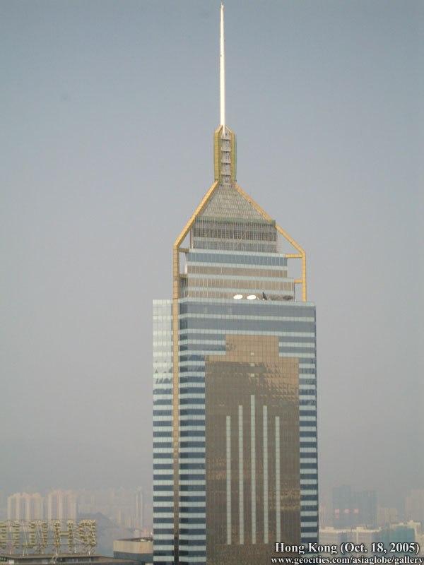 Hopewell Centre Top Floor Restaurant Panoramio Photo Of