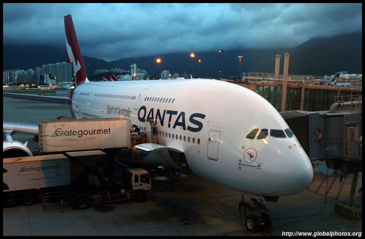 Flight Report : SQ 871 Hong Kong - Singapore