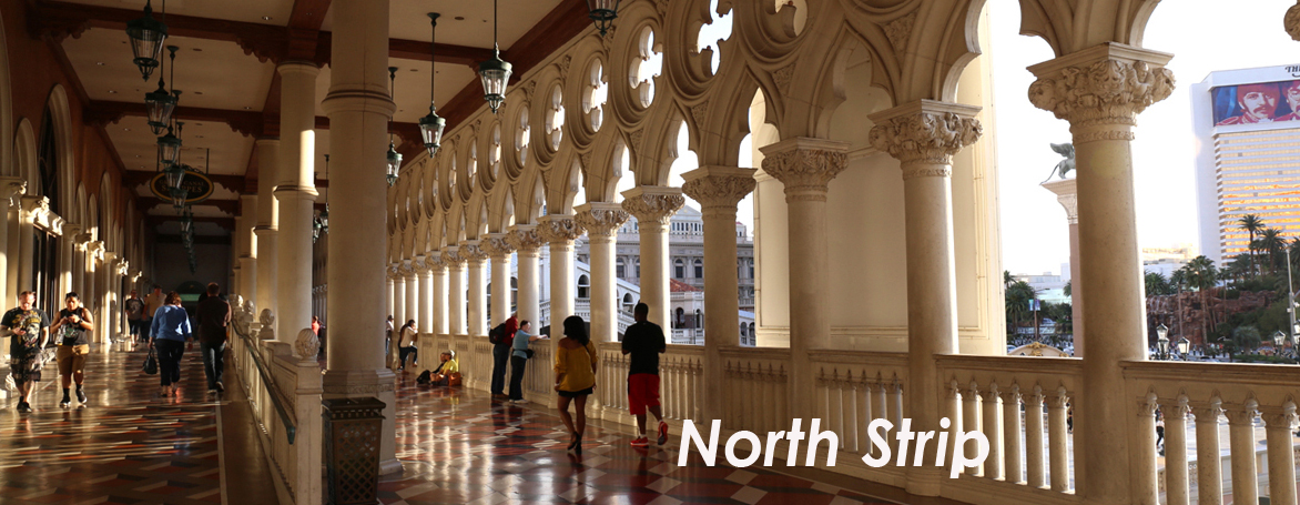 North Strip