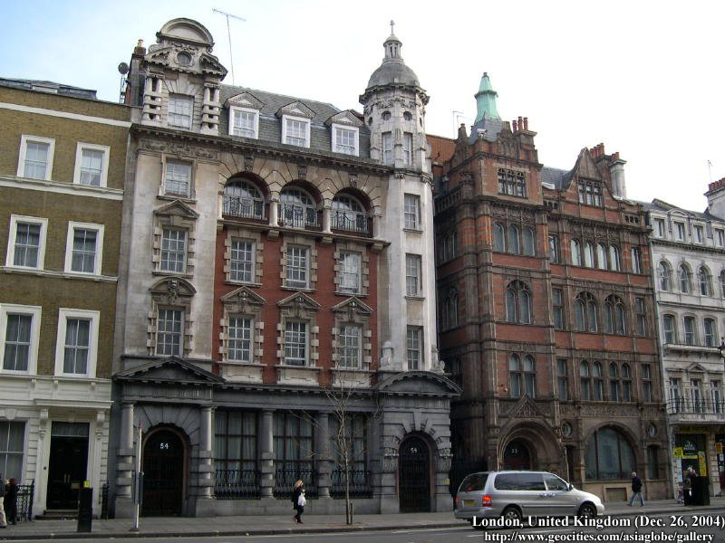 Historic and classy london photo compilation skyscrapercity for London club este