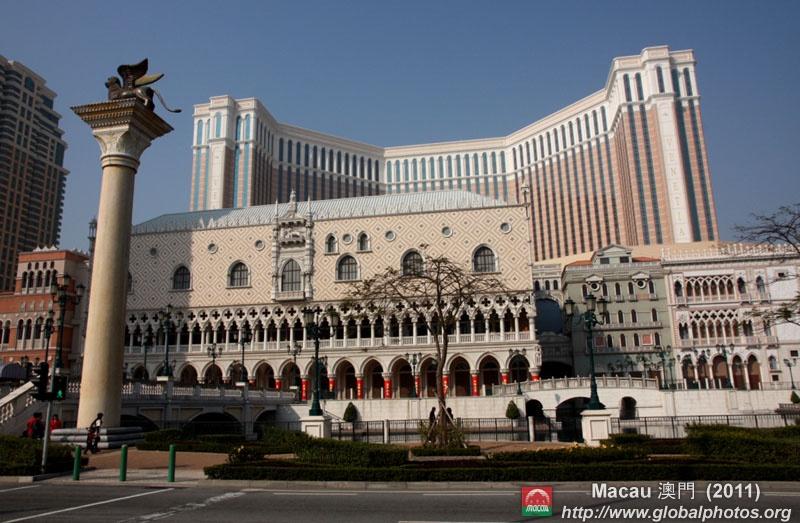 Macau Photo Gallery Cotai Strip