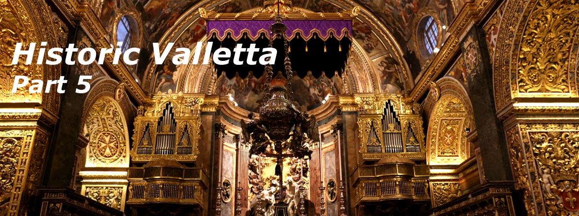 Historic Valletta Part 5