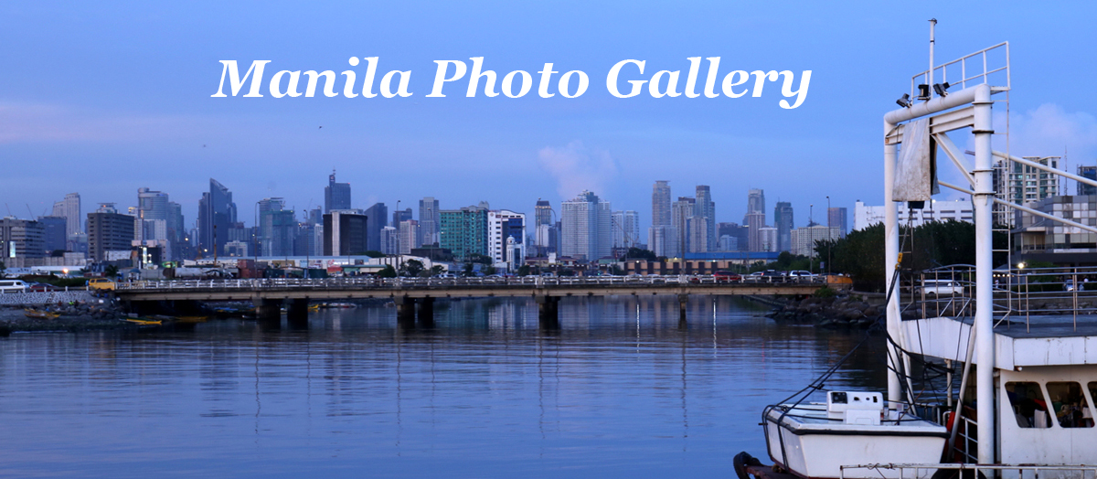 Welcome to the Manila Photo Gallery!