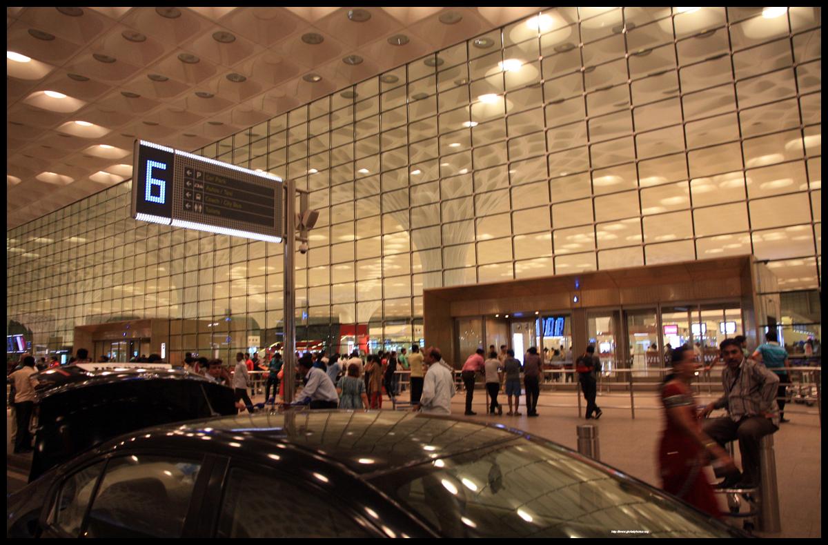 Mumbai Chhatrapati Shivaji International Airport Photo Gallery