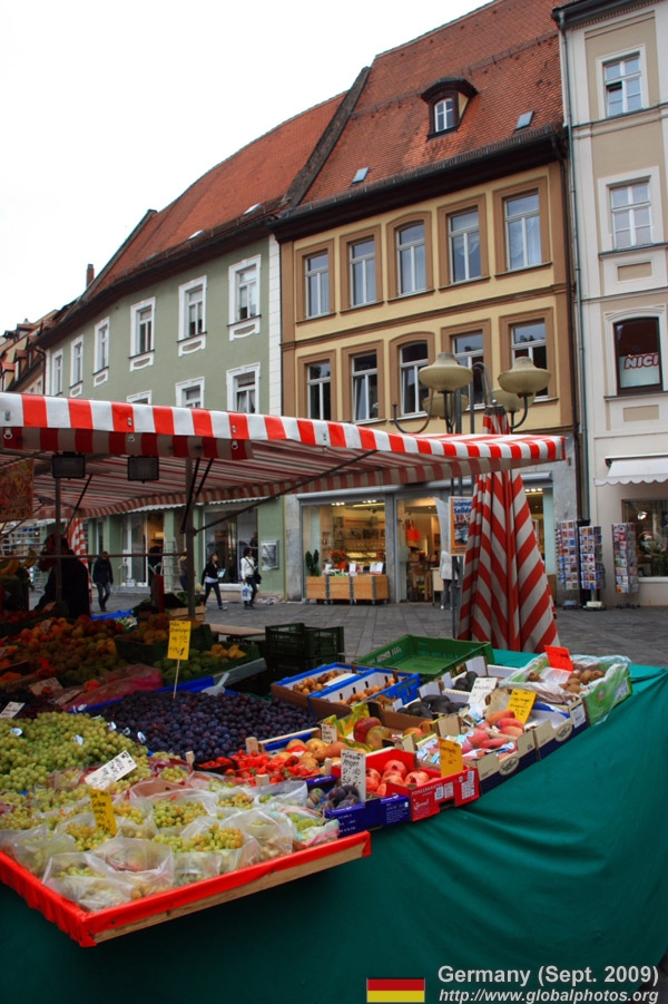how to get from rothenburg to bamberg