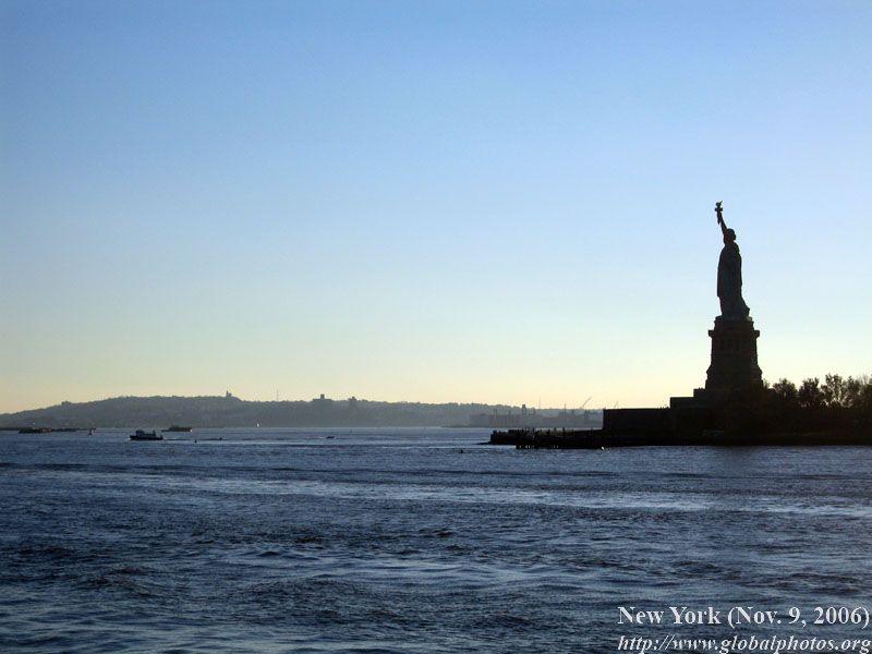 Ellis Island Cruise New York City