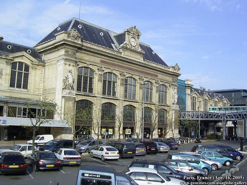 Paris 21 13eme arrondissement library austerlitz for Train tours paris austerlitz