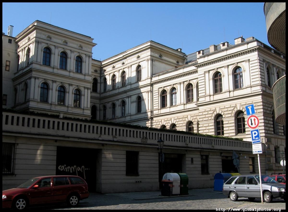 Prague town centre photo gallery for Prague center