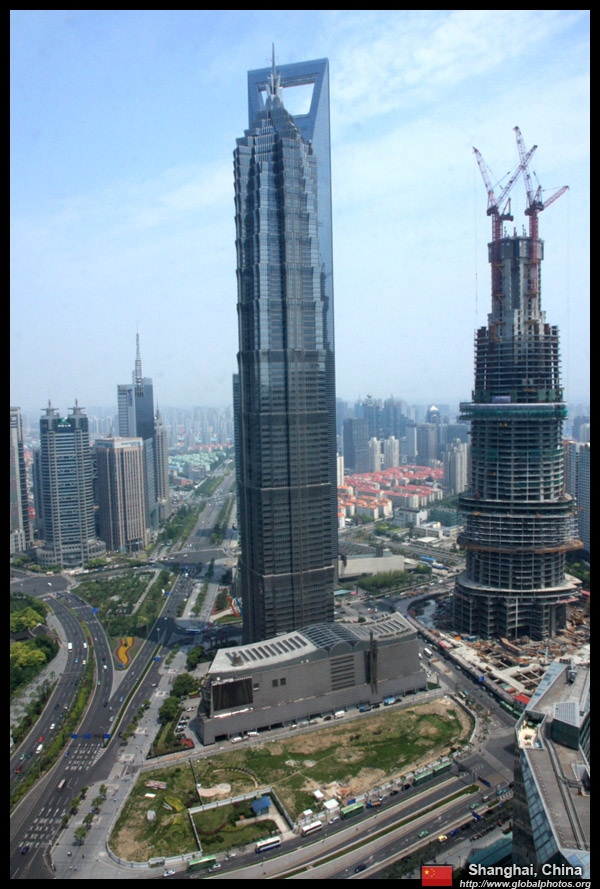 Future Tallest Building In The World Under Construction hkskyline's 2012 in shanghai - skyscraperpage forum
