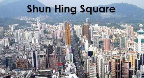 Shun Hing Square Observation Deck