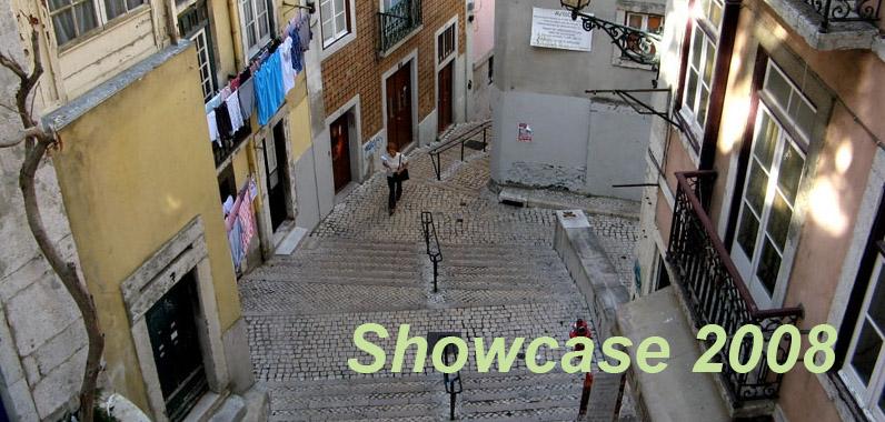 Showcase 2008 Cover