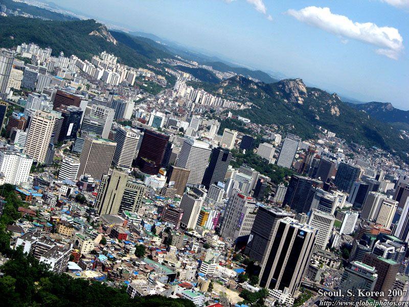 احلى مناظر من  كوريا الجنوبيه  مدينه في غايه الروعه