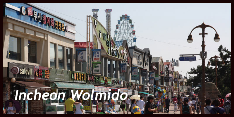 Incheon Wolmido