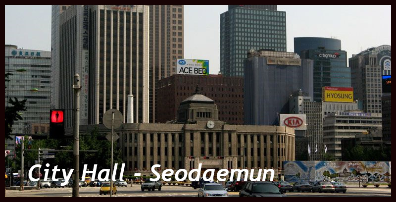 City Hall to Seodaemun Walk
