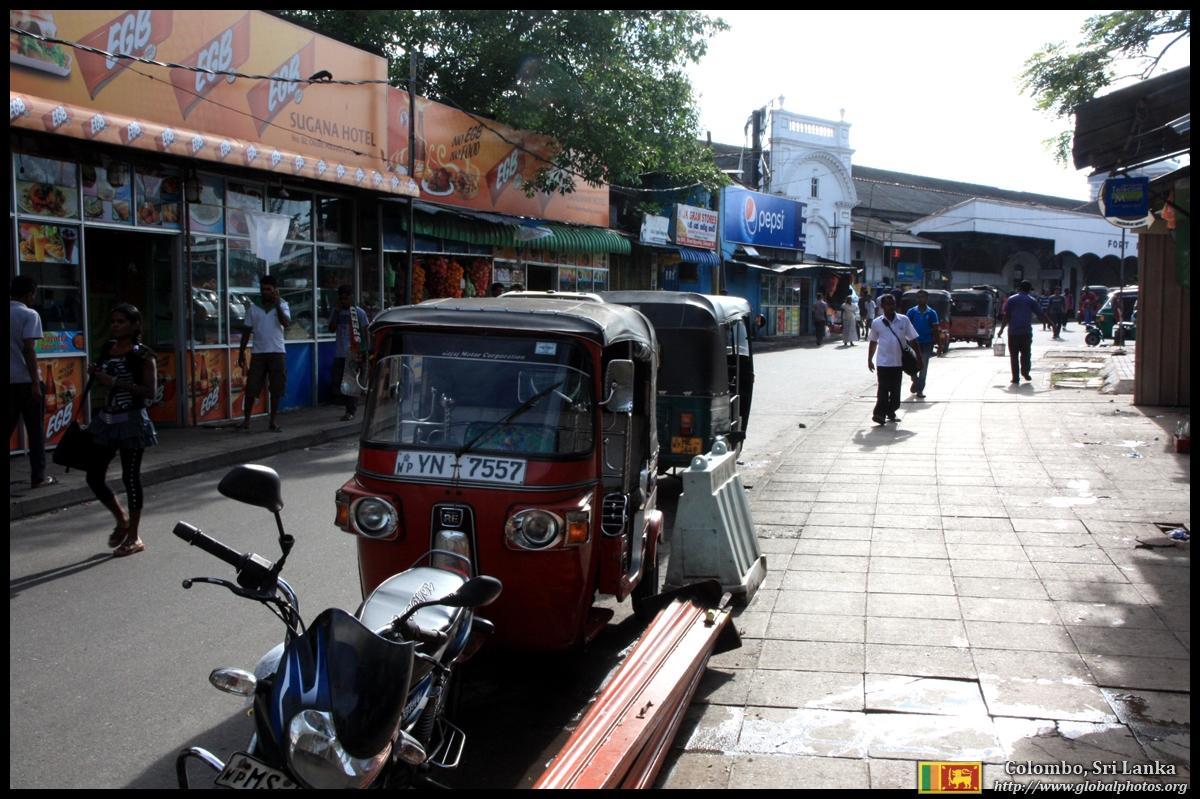 Colombo Photo Gallery - City Centre