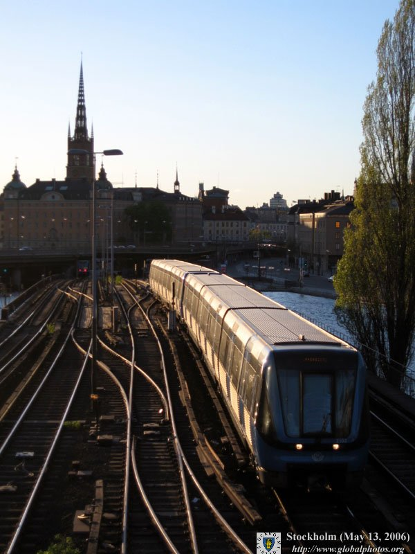 STOCKHOLM | Public Transport - SkyscraperCity