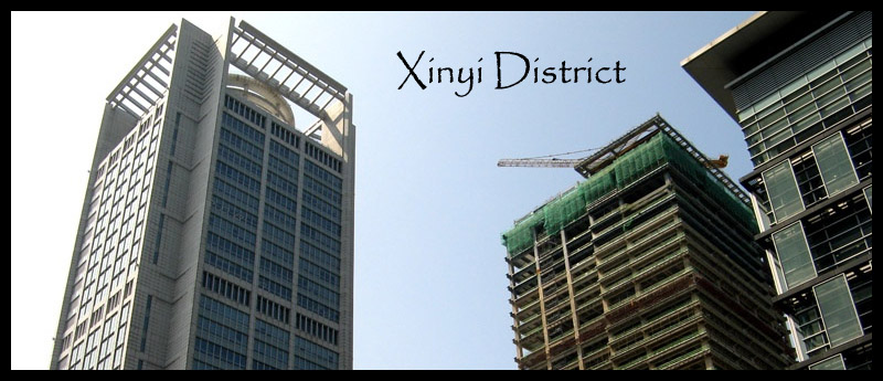 Xinyi District