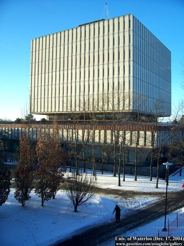 University of Waterloo Photo Gallery