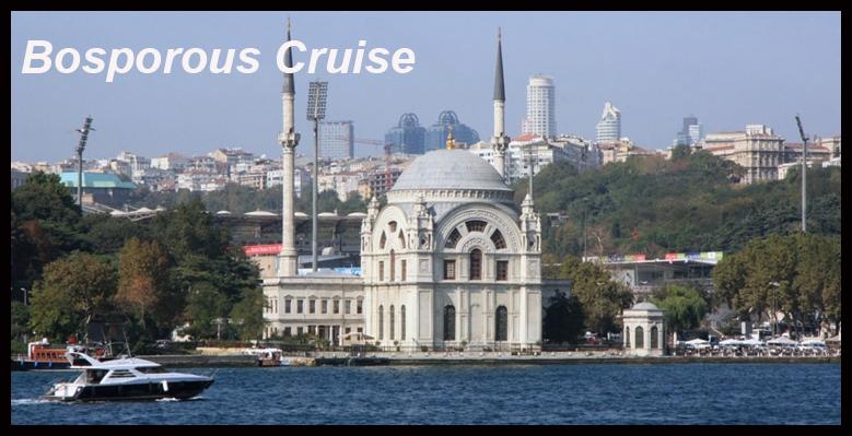 Bosporous Cruise