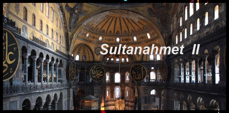 Sultanahmet II