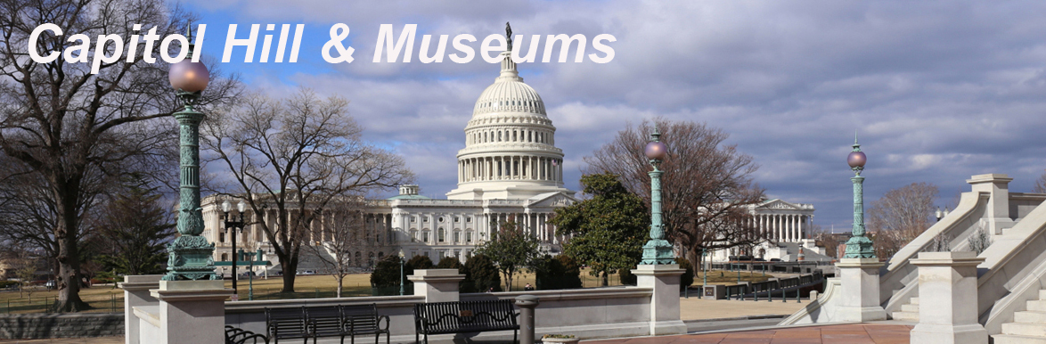 Capitol Hill & Museums