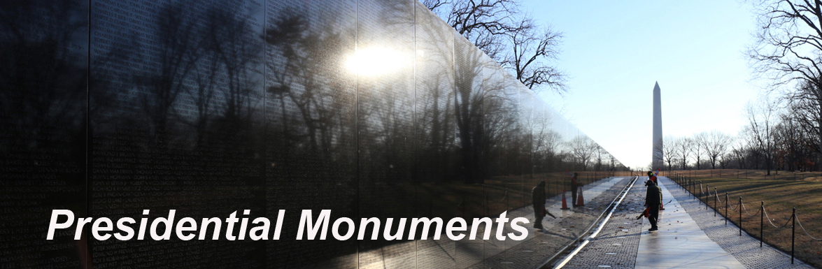 Presidential Monuments
